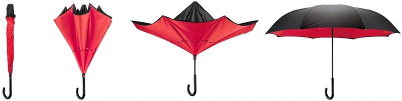 upoznavanje s kišobranom